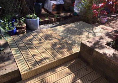 Rebuilt Middle Deck