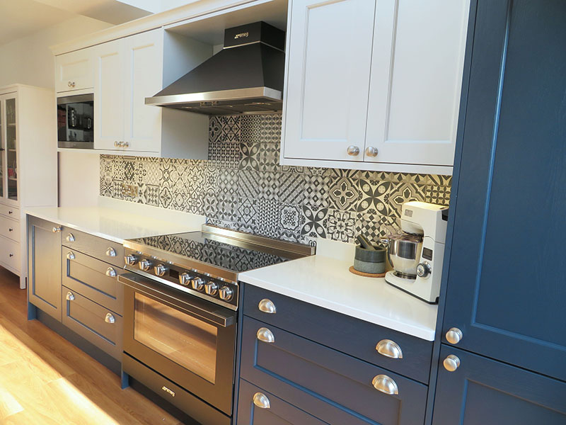 Kitchen project in Southville