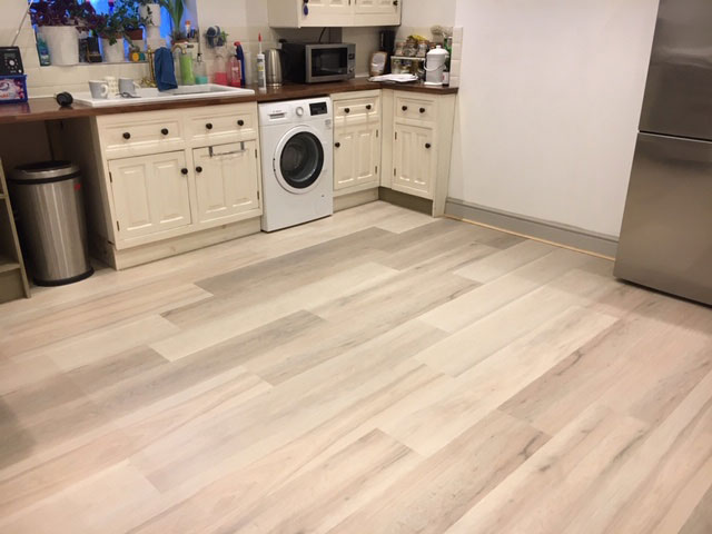 Flooring in Totterdown